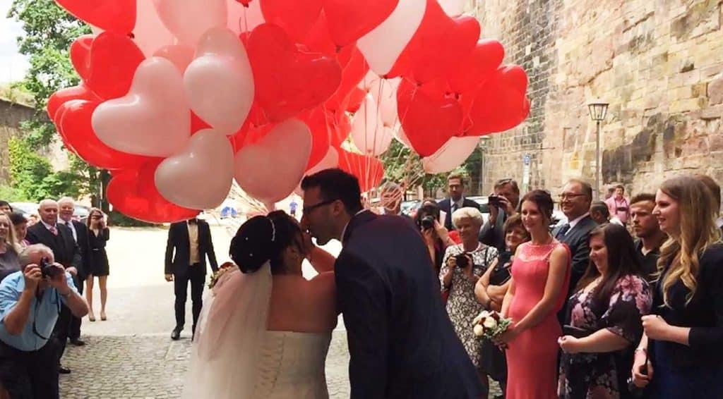 Hochzeit Plassenburg in Kulmbach von lili und Frank mit Tamada und DJ
