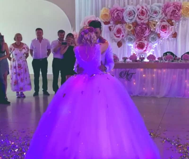 """Dj & Tamada/Moderator auf einer türkisch-russischen Hochzeit in Augsburg im """"Festsaal Petersburg"""""""